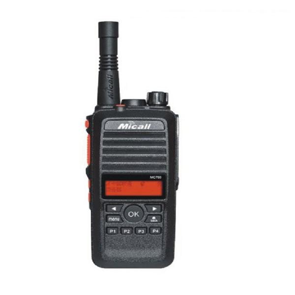 Bộ đàm dùng SIM 3G Micall MC-760G