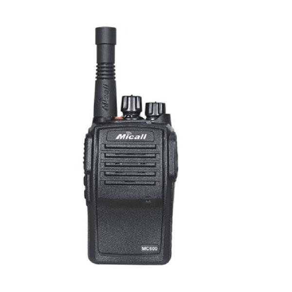 Bộ đàm dùng SIM 3G Micall MC-600